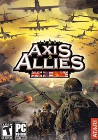 Обложка Axis and Allies
