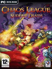 Обложка Chaos League: Sudden Death