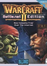 Обложка Warcraft 2: Battle.net Edition