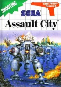 Обложка Assault City