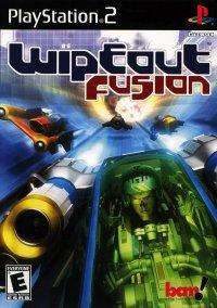 Обложка WipEout Fusion