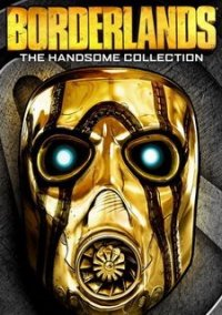 Обложка Borderlands: The Handsome Collection