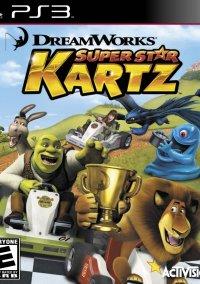Обложка DreamWorks Super Star Kartz