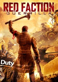 Обложка Red Faction: Guerrilla