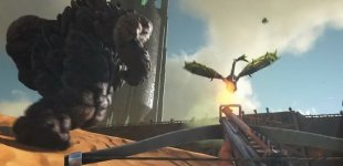 ARK: Survival Evolved. Трейлер DLC Scorched Earth Expansion Pack