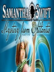 Обложка Samantha Swift and the Mystery from Atlantis