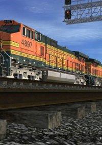Обложка Microsoft Train Simulator 2 (2009)