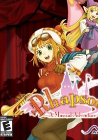 Обложка Rhapsody: A Musical Adventure