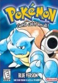 Обложка Pokemon Blue