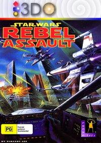 Обложка Star Wars: Rebel Assault