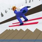 Скриншот Deluxe Ski Jump 3 – Изображение 8