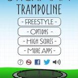 Скриншот Stickman Trampoline