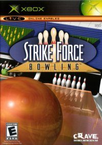 Обложка Strike Force Bowling