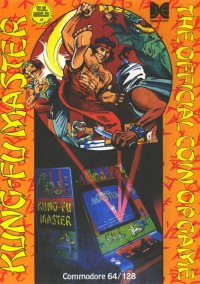 Kung-Fu Master – фото обложки игры