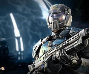 Planetside 2. Скриншоты версии для PlayStation 4