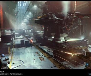 Разработчики Killzone: Shadow Fall дали взглянуть на новые карты