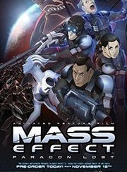 Аниме по Mass Effect задержится