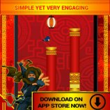 Скриншот Ninja Tap Superhero Game PRO - Great City Adventure Flyer Game
