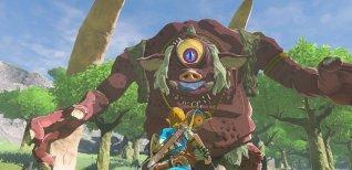 The Legend of Zelda: Breath of the Wild. Трейлер доп. контента (Nintendo Switch)