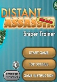 Обложка Distant Assassin Reload: Sniper Trainer
