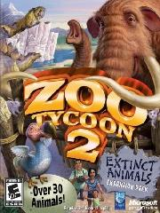Обложка Zoo Tycoon 2: Extinct Animals
