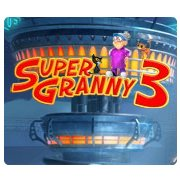 Обложка Super Granny 3