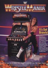 Обложка WWF WrestleMania