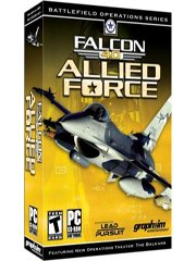 Обложка Falcon 4.0: Allied Force