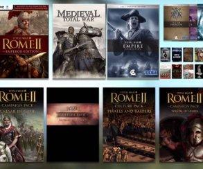 Humble Total War Bundle: три игры за $1, пять за $8