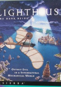 Обложка Lighthouse: The Dark Being