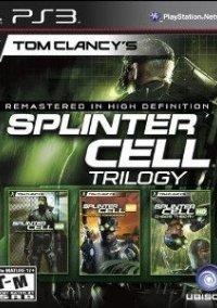 Обложка Tom Clancy's Splinter Cell HD Trilogy