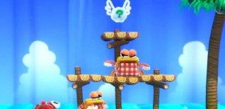 Yoshi's Woolly World. Релизный трейлер