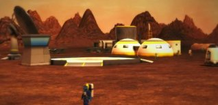Earth Space Colonies. Геймплейный трейлер