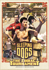 Обложка Sleeping Dogs: Zodiac Tournament Pack