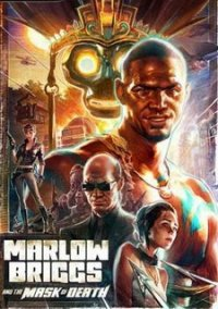 Обложка Marlow Briggs and The Mask of Death