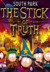 Обложка South Park: The Stick of Truth