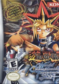 Yu-Gi-Oh! World Championship Tournament 2004 – фото обложки игры