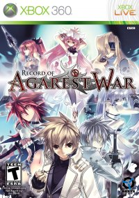 Обложка Record of Agarest War