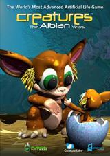 Обложка Creatures: The Albian Years