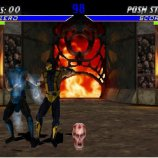 Скриншот Mortal Kombat 4