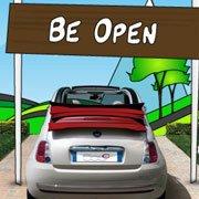 Обложка Be Open