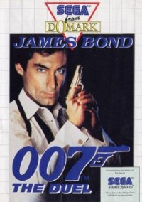Обложка James Bond 007: The Duel