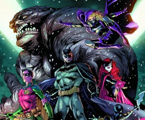 Какие серии DC Rebirth стоит читать?