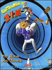 Обложка Earthworm Jim 3D