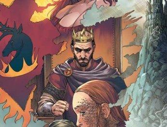 «Игра престолов» возвращается в комиксы