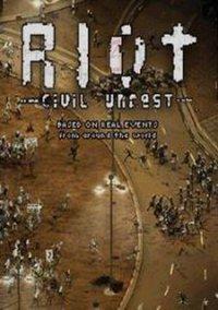 RIOT - Civil Unrest – фото обложки игры
