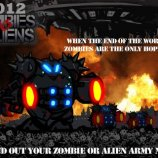 Скриншот 2012 Zombies vs Aliens