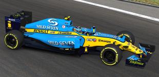 F1 2017. Геймплейный трейлер 2006 Renault R26