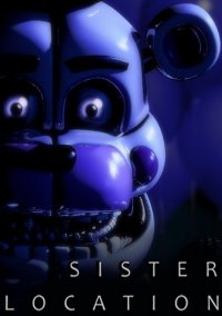 Обложка Five Nights at Freddy's: Sister Location