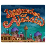 Обложка Legend of Aladdin
